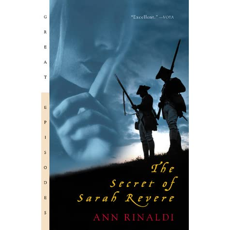 Book reports on sarah revere