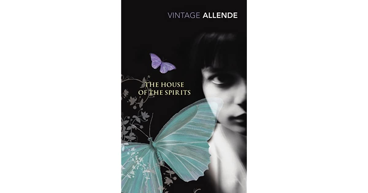 The house of the spirits by isabel allende reviews for House of spirits author