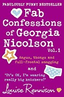Fab Confessions of Georgia Nicolson Vol. 1 (Confessions of Georgia Nicolson, #1-2)