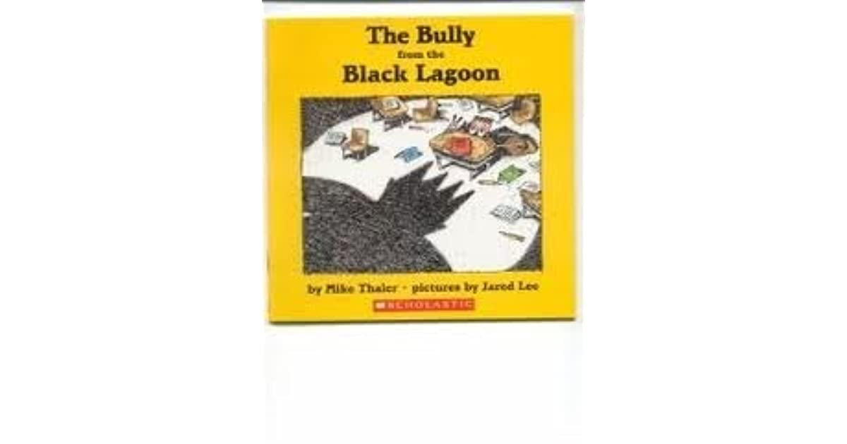 Black Lagoon Book Cover ~ The bully from black lagoon by