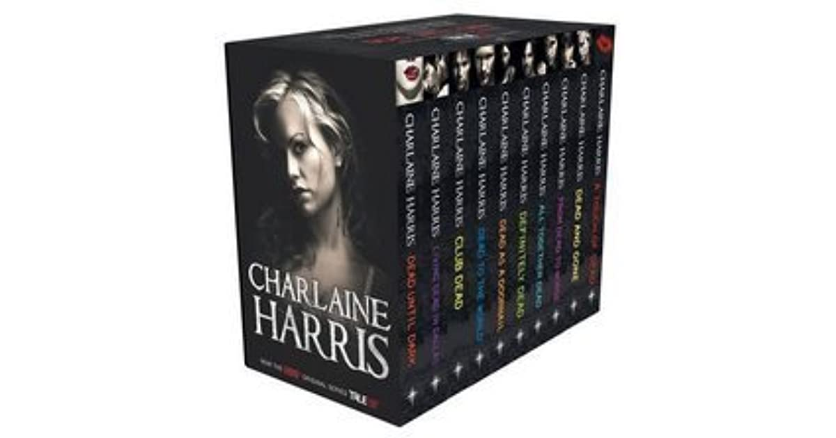 sookie stackhouse book 9 pdf