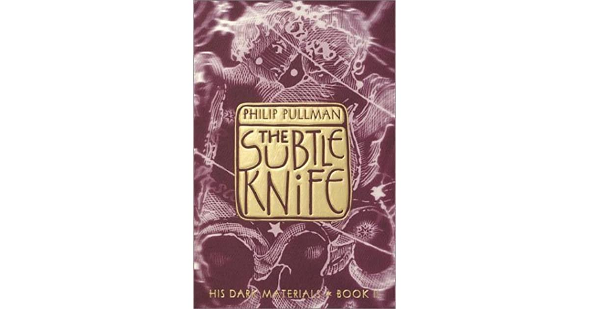 the subtle knife pullman pdf