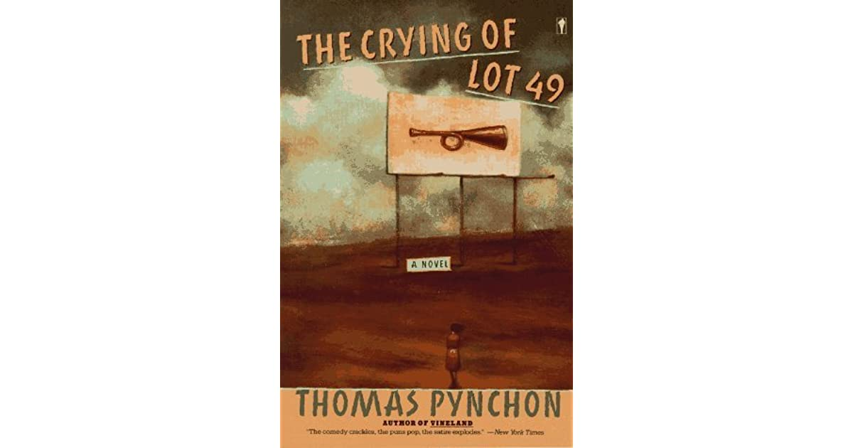 A review of thomas pynchons the crying of lot 49