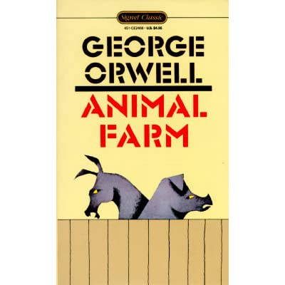 BOOK REVIEW: Animal Farm by George Orwell - The Book Taught