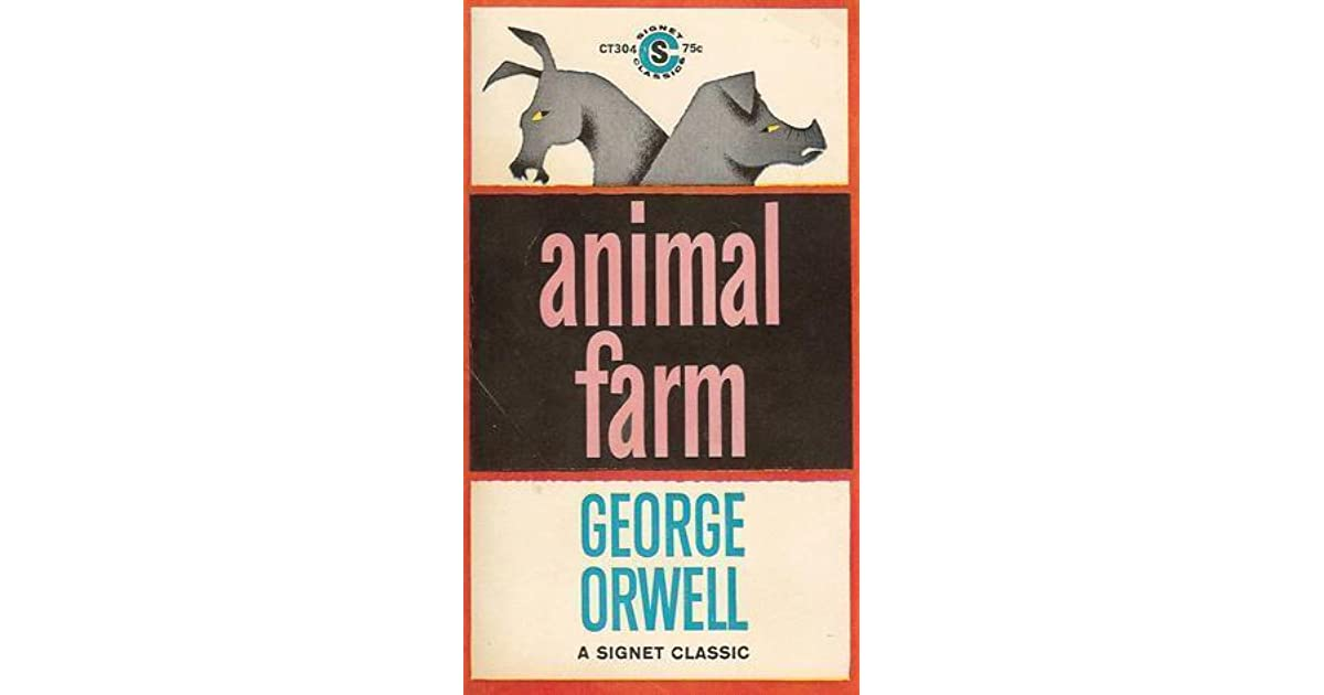 an imperative philosophy of animal farm by george orwell Animal farm - thug notes symbols, important quotes, and more this week's episode is animal farm by george orwell 8-bit philosophy.