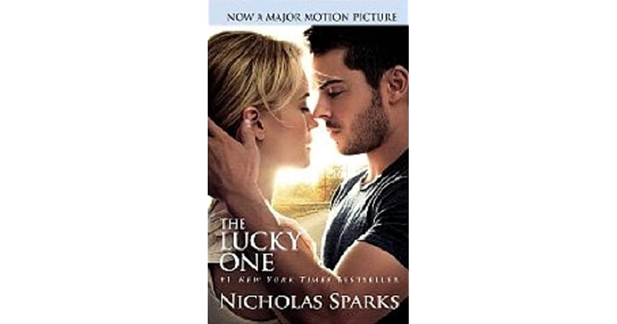 The Lucky One by Nicholas Sparks, Paperback | Barnes & Noble®
