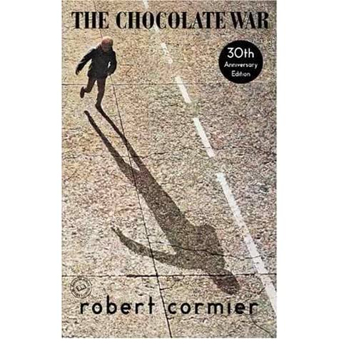 an analysis of the novel the chocolate war by robert cormier The chocolate war by robert cormier by banned library in ya book the chocolate war  west hernando middle school principal recommended all cormier's books removed.