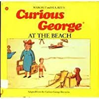 Image result for curious george at the beach