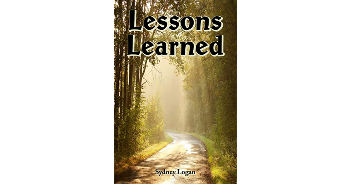 lessons learned sydney logan epub to mobi - photo#2