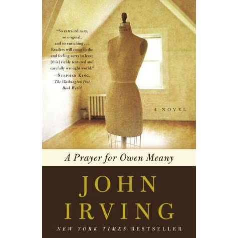 essays on a prayer for owen meany