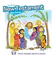 My First New Testament Bible Stories