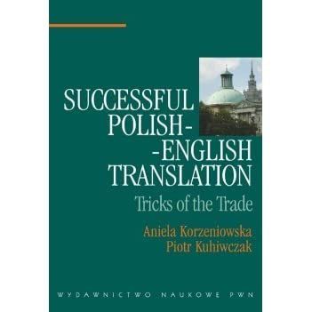 successful polish english translation tricks of the trade by aniela korzeniowska reviews. Black Bedroom Furniture Sets. Home Design Ideas