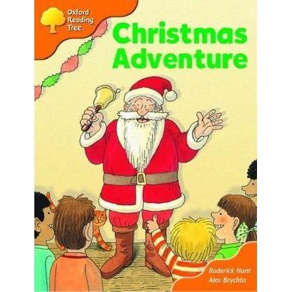 Christmas Adventure by Roderick Hunt — Reviews, Discussion ...