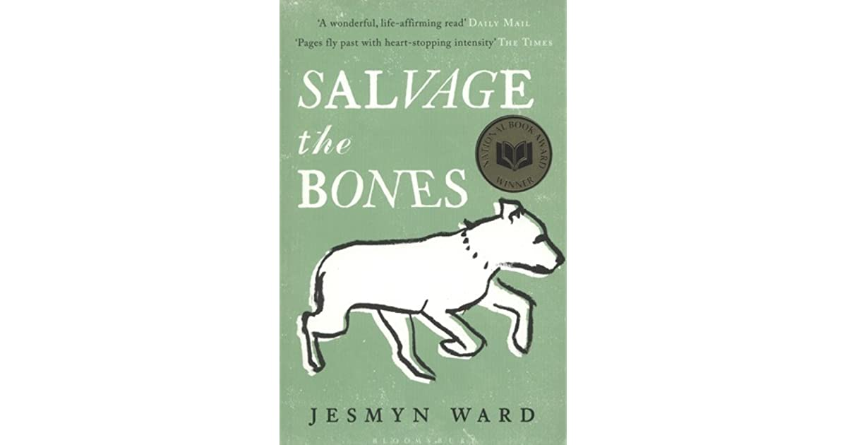 salvage the bones essay Where community equals survival: jesmyn ward's salvage the bones vs salvage the bones is the antidote to a film like her essays have appeared in.