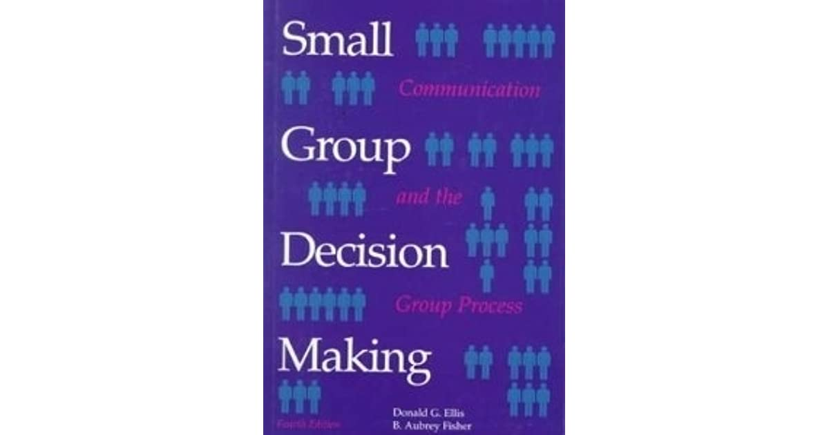 communication and decision making