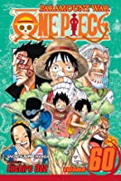 One Piece, Volume 60: My Little Brother (One Piece, #60)