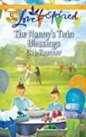 The Nanny's Twin Blessings (Email Order Brides, #3)