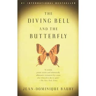 the diving bell and the butterfly Get this from a library the diving bell and the butterfly [jean-dominique bauby] -- the author, former editor of french elle magazine, describes surviving the rare stroke to the brain stem that left him with locked-in syndrome.