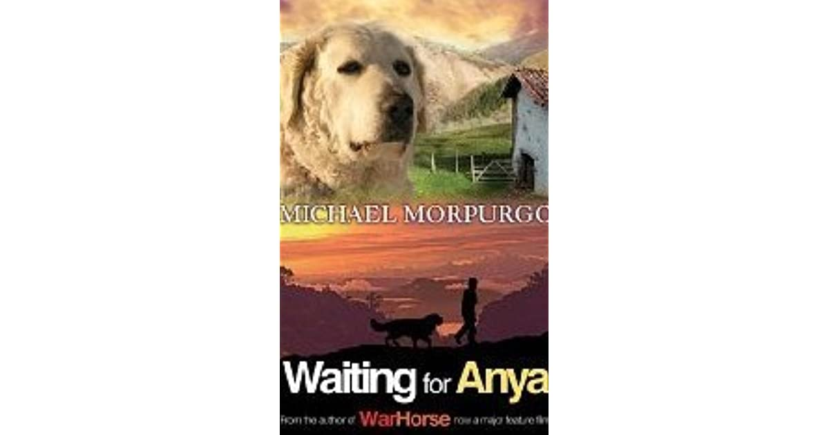 Waiting for Anya Summary & Study Guide - BookRags.com