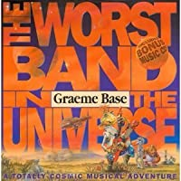 The Worst Band In The Universe (With Music CD)
