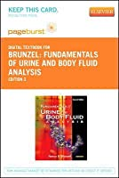 Fundamentals of Urine and Body Fluid Analysis - Pageburst E-Book on Vitalsource (Retail Access Card)