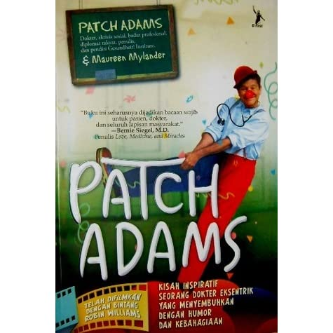 patch adams review Robin williams is ideally cast here as hunter patch adams, an irrepressible  idealist whose dream of becoming a doctor is threatened by his inability to  conform.