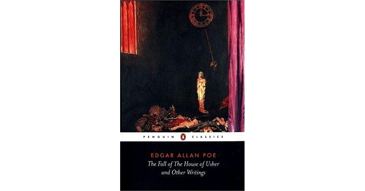 the fall of the house of usher by edgar allan poe essay The fall of the house of usher is acclaimed as one of edgar allan poe's greatest works poe uses symbolism and analogies in both characters and setting to tell this gothic tale of death and downfall.