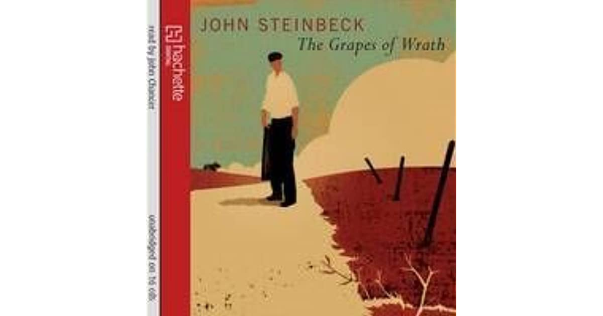 an analysis of the grapes of wrath a movie based on a novel by john steinbeck Dogville characterized by the grapes of wrath: european identity construction through based on john steinbeck's novel the grapes of wrath is a road movie.