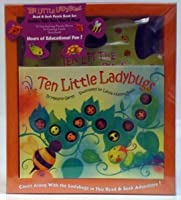 Ten Little Ladybugs Read & Seek Puzzle Book Set