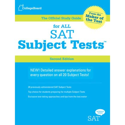 Religious Studies college confidential subject tests