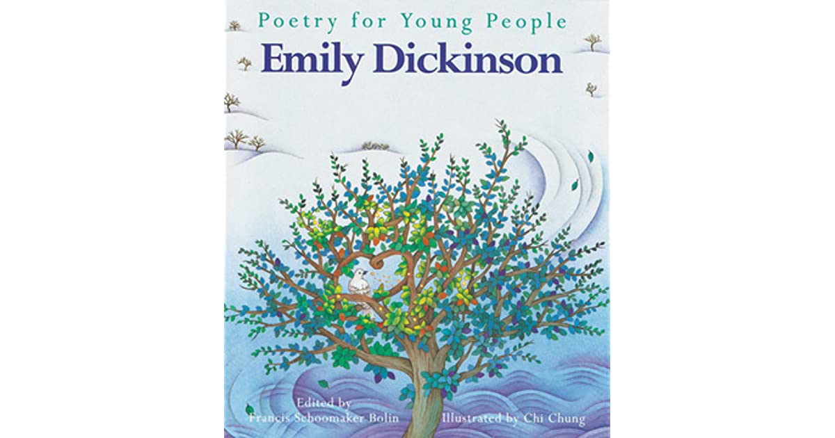 Poetry Book Cover Review : Poetry for young people emily dickinson by