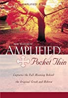 Amplified Pocket-Thin New Testament-Am