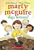 Marty McGuire Digs Worms! - Audio Library Edition