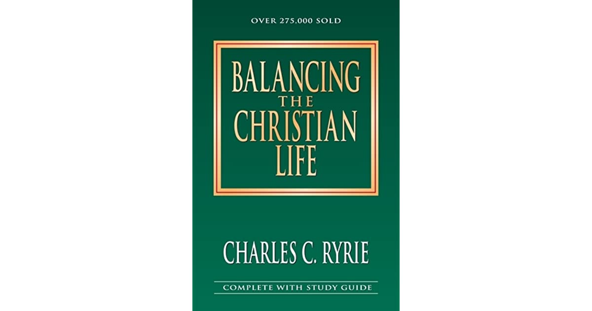 """book review balancing the christian life Store christian living  balancing life's demands  balancing life's demands free study guide offer study guide  be the first to review """"balancing life's demands free study guide offer"""" cancel reply  book."""