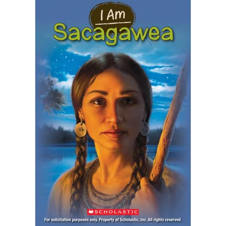 I Am Sacagawea by Grace Norwich — Reviews, Discussion, Bookclubs ...