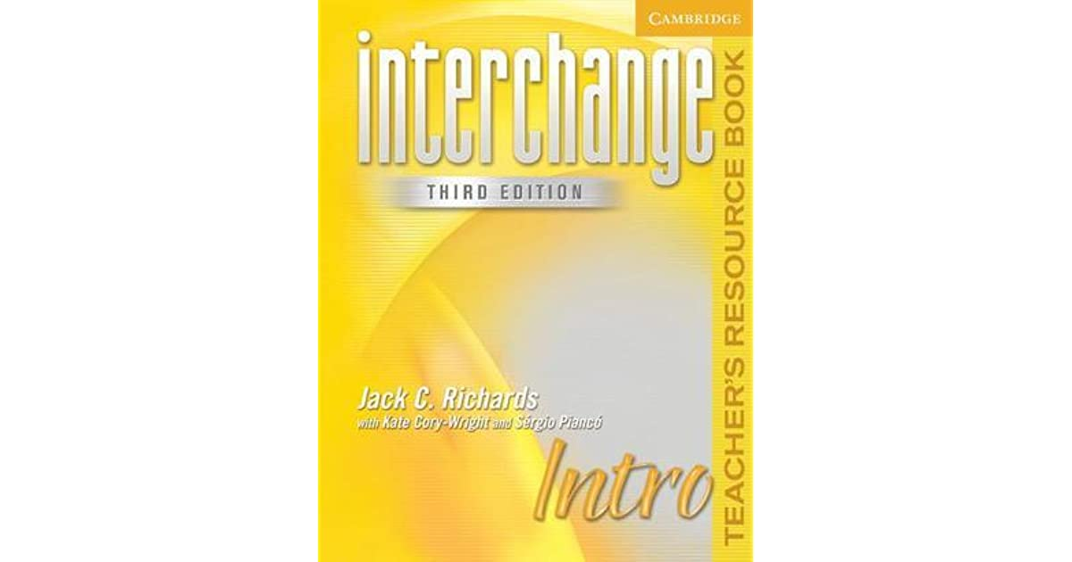 Editions of New Interchange 3 Student s Book by Jack C. Richards