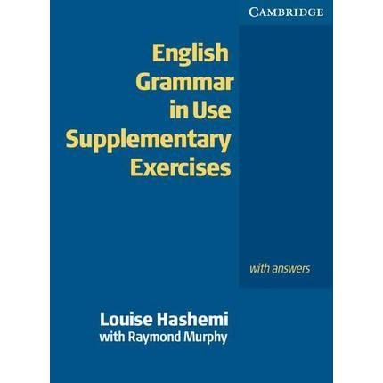 English grammar exercises pdf with answers
