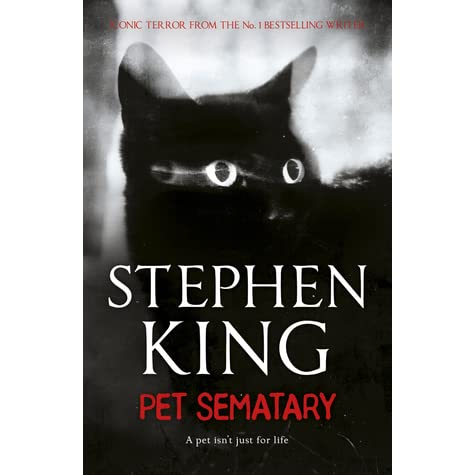 pet sematary by stephen king essay The great stephen king re-read: pet sematary stephen king's pet sematary is notorious for being the book that king thought was too scary to be published.