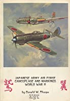 Japanese Army Airforce Camouflage And Markings World War II