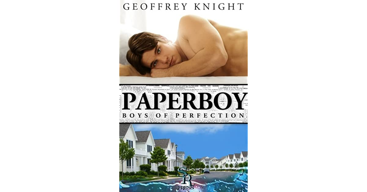 PAPERBOY (Boys of Perfection, #1) by Geoffrey Knight ...