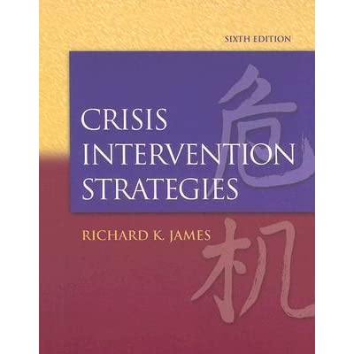 Crisis intervention a review