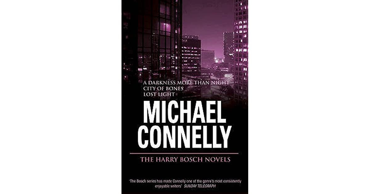 Harry Bosch: City of Bones No. 8 by Michael Connelly (2002, Hardcover)