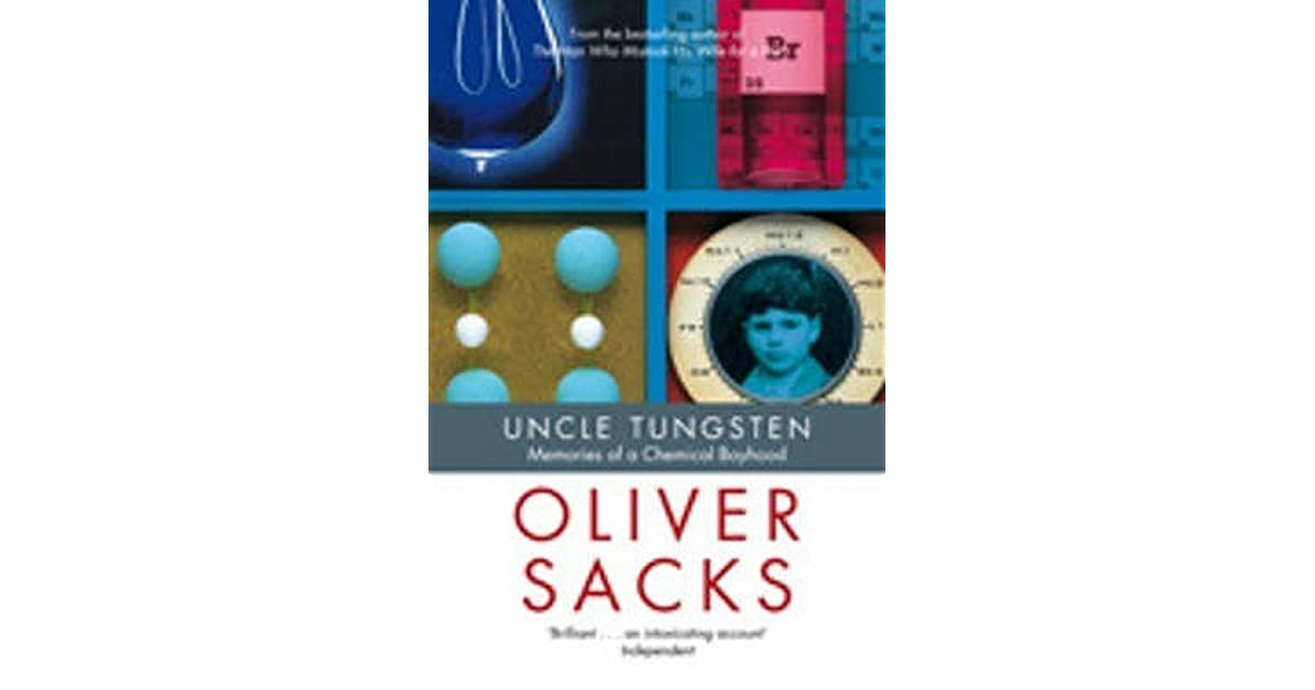 """an analysis of uncle tungsten by oliver sacks Oliver sacks chronicles the hilarious  (sacks has often written about himself in books including """"a leg to stand on,"""" """"uncle tungsten"""" and  analysis."""