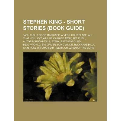List of adaptations of works by Stephen King