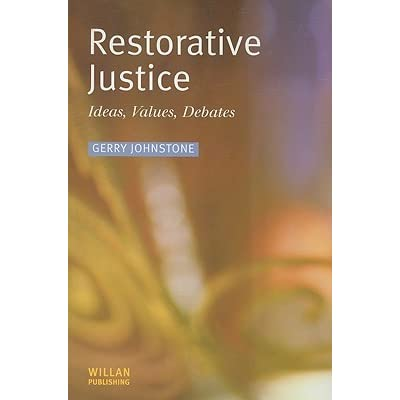 restorative justice a new paradigm or
