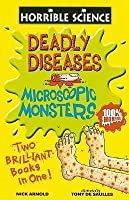 Deadly Diseases And Microscopic Monsters (Horrible Science)