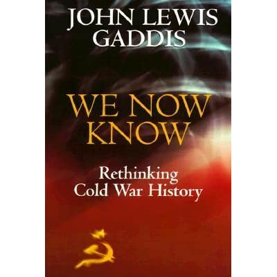 john lewis gaddis the cold war pdf