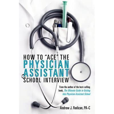 physician assistant essay questions