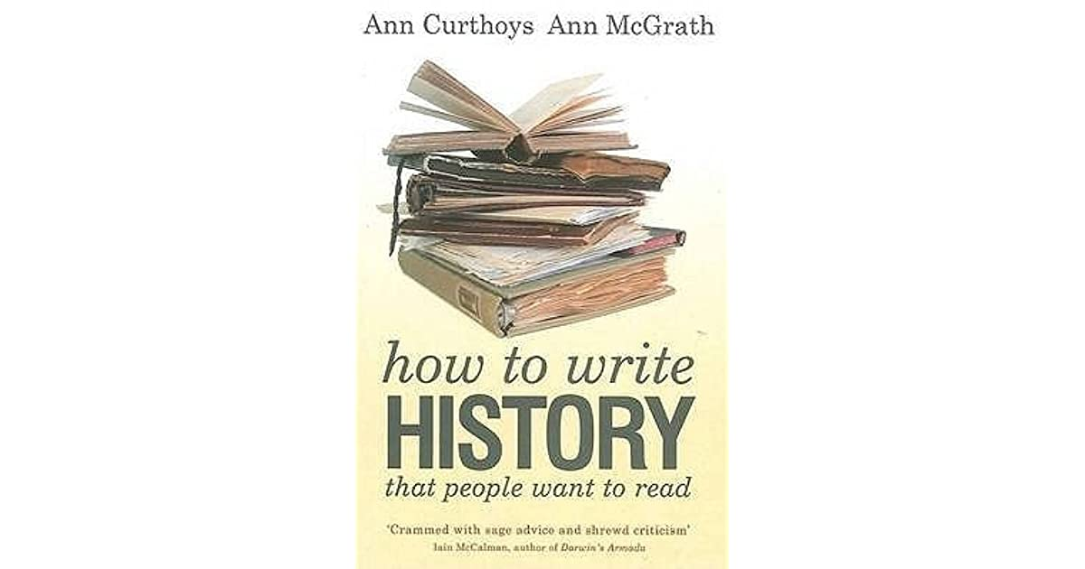 How to write a good historical novel