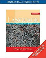 Language (Ise): Its Structure And Use